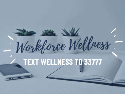 Daily Wellness Text