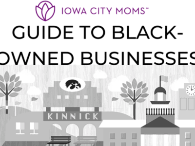 Iowa City Moms Guide to Black Owned Businesses